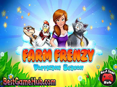 Farm Frenzy Hurricane Season Game Free Download
