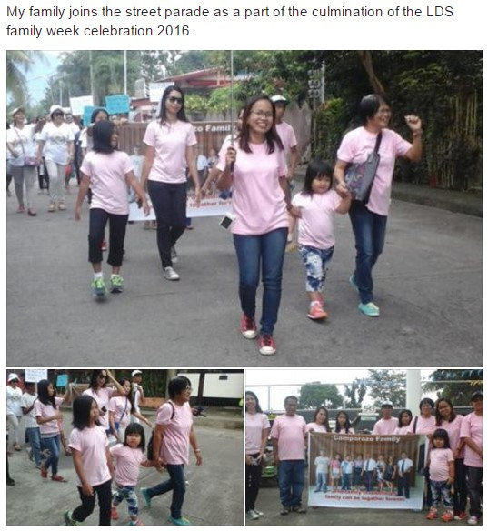 Family Parade