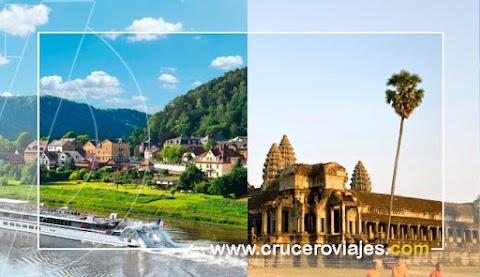 Gran éxito de CroisiEurope en su participación en Fitur 2019