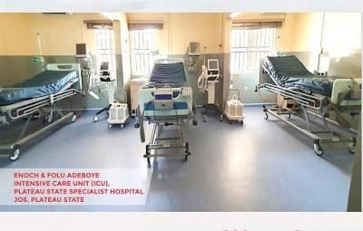 Coronavirus: Pastor Adeboye donates ICU beds, ventilators to Lagos, others