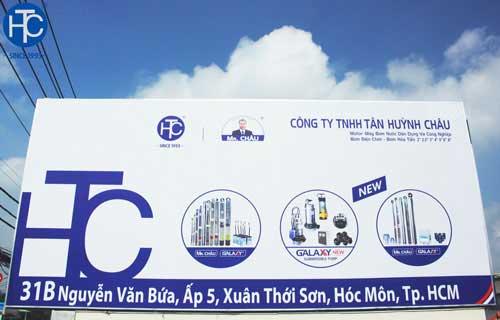Lợi ích của máy bơm nước chuyên dụng THC trong sản xuất công nông nghiệp