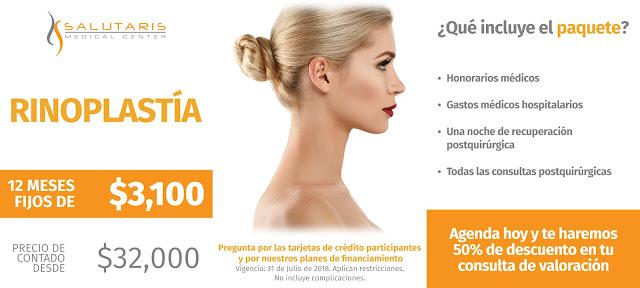 Precio Paquete Cirugia Precio Paquete Cirugia Estetica Plastica Nariz Rinoplastia Guadalajara Mexico