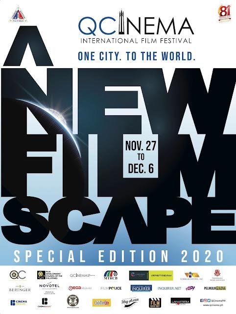 QCinema Film Festival 2020