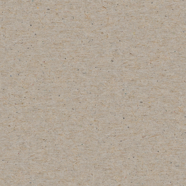 Seamless recycled light cardboard texture