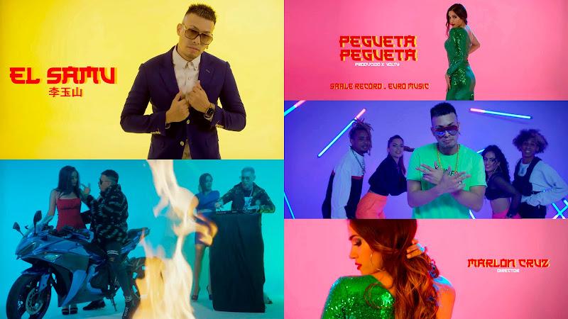 El Samu - ¨Pegueta Pegueta¨ - Videoclip - Director: Marlon Cruz. Portal Del Vídeo Clip Cubano