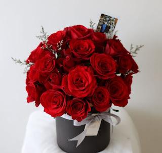 Tips memilih Buket Bunga Mawar yang Bagus dan Segar