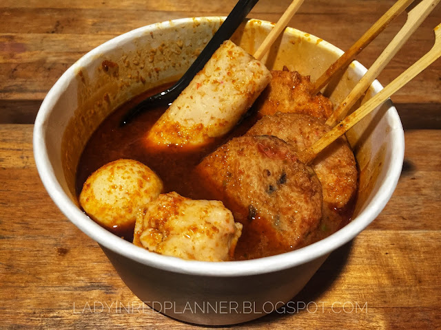Oden from Family Mart
