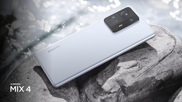 الإعلان رسميا عن الوحش Xiaomi Mix 4  بكاميرا تحت الشاشة و Snapdragon 888+ وشحن 120W