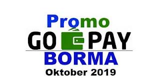 Promo Gopay Oktober 2019 di Borma