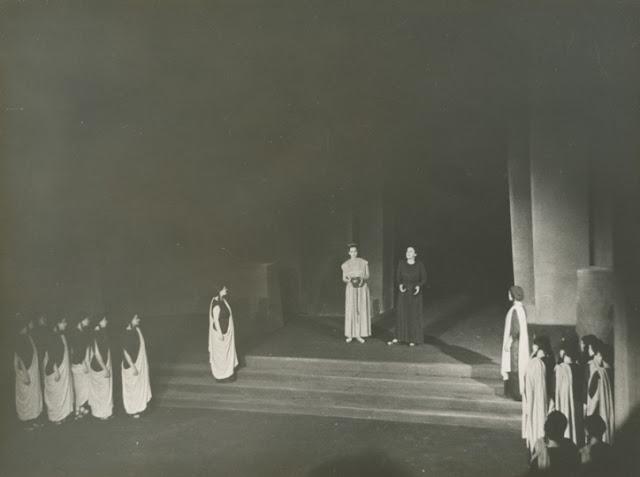 Στις 11 Σεπτεμβρίου 1938 η Επίδαυρος «αναπνέει» έπειτα από 2.000 χρόνια