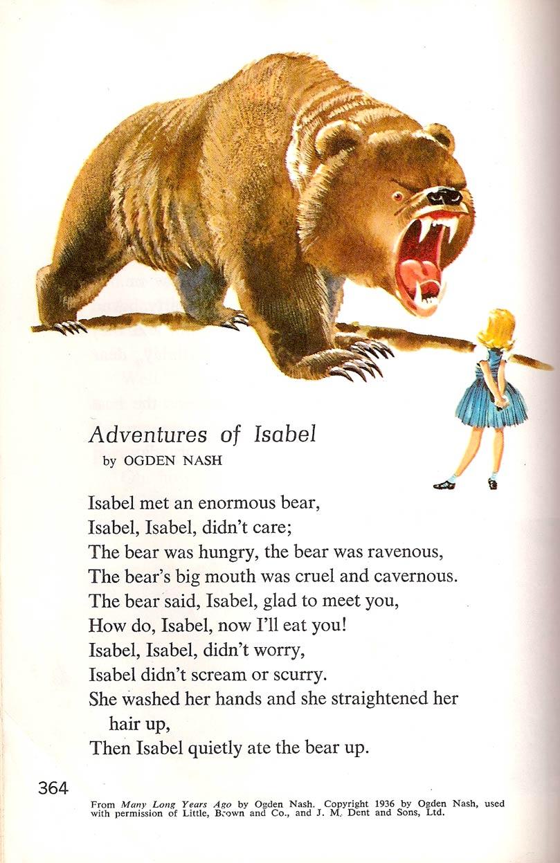 Quasi Interesting Paraphernalia Inc Adventures Of Isabel