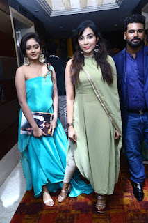 Indian Model Parvatii Nair at White Shadow Magazine launch (2)