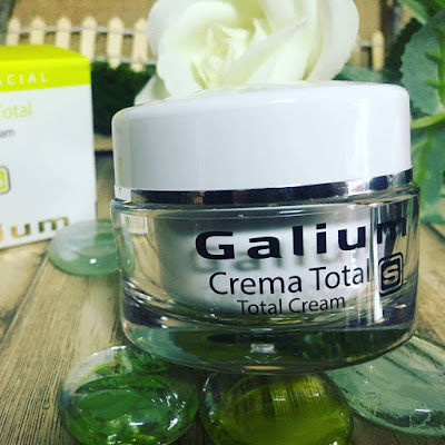 crema total, galium cosmetica integral, galium,