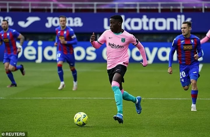 Barcelona starlet Ilaix Moriba 'wanted by Leipzig in €15 million deal'