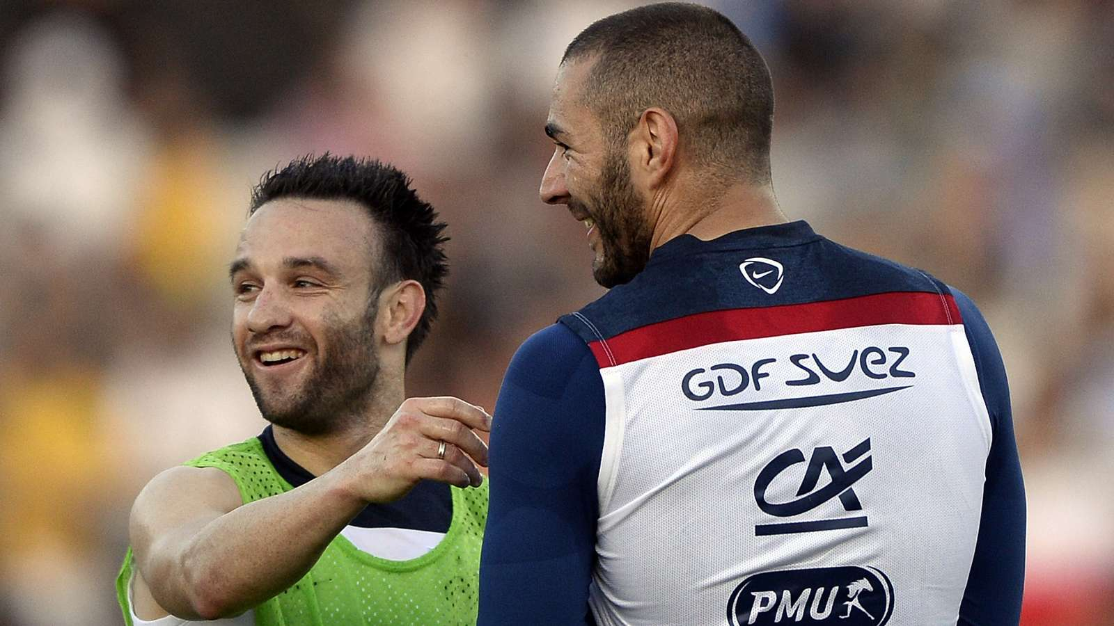 Valbuena awaits court ruling on Benzema conviction in extortion case