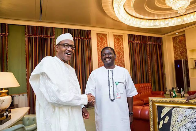 I don't know if it's Nigeria that is paying for Buhari's treatment - Femi Adesina