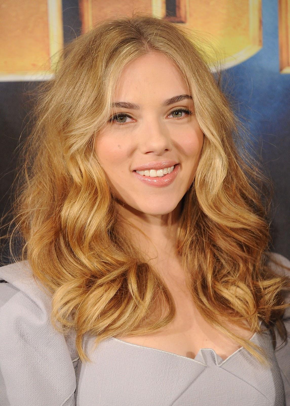 49. Scarlett Johansson