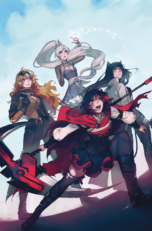 Cover of RWBY TP