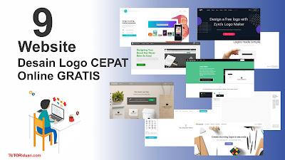 Website Desain Logo CEPAT Online GRATIS