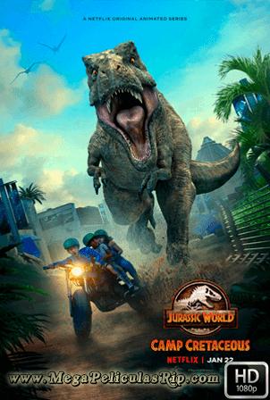 Jurassic World: Camp Cretaceous Temporada 2 [1080p] [Latino-Ingles] [MEGA]