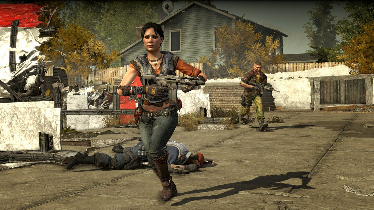 Homefront -PC SKIDROW [FREE DOWNLOAD]