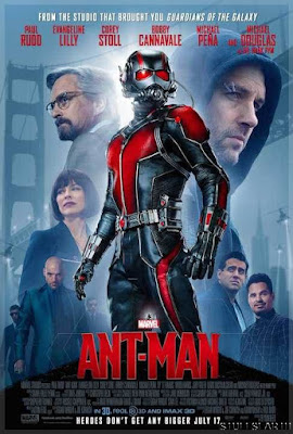 Ant-Man (2015) Blu-Ray