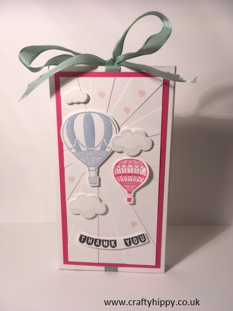 Lift Me Up, Kinder Chocolate Cover, 3D boxes, box tutorial, Stampin' Up!