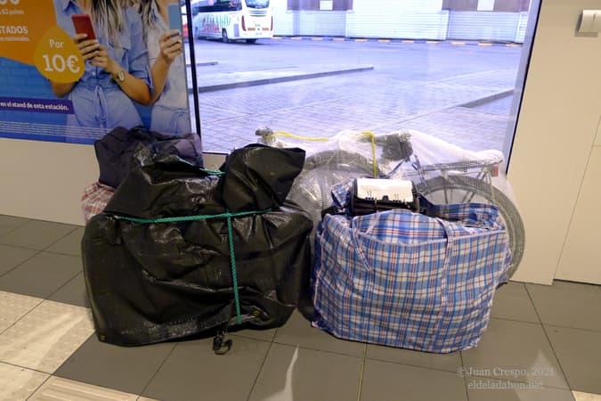 equipaje-madrid