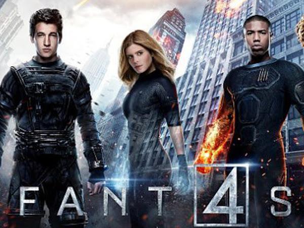 Nonton Asyik Fantastic Four Bersama Citoku