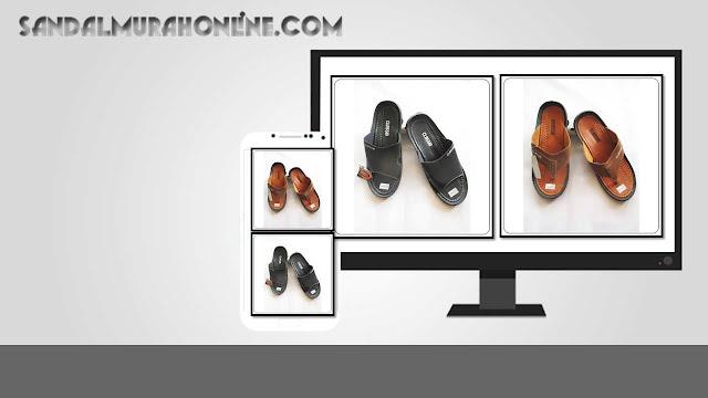 Sandal CS Pria Imitasi Dewasa | Pabrik Sandal Garut