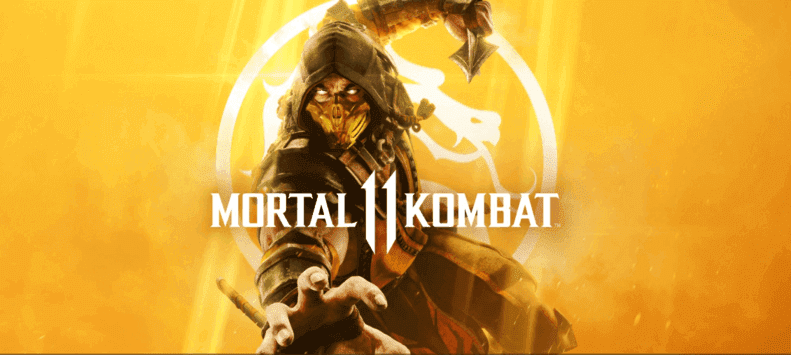 Mortal Kombat 11 Official Cover Art