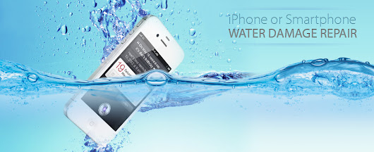 Repair your Water or Liquid Damaged Smart Phone in Lakeland
