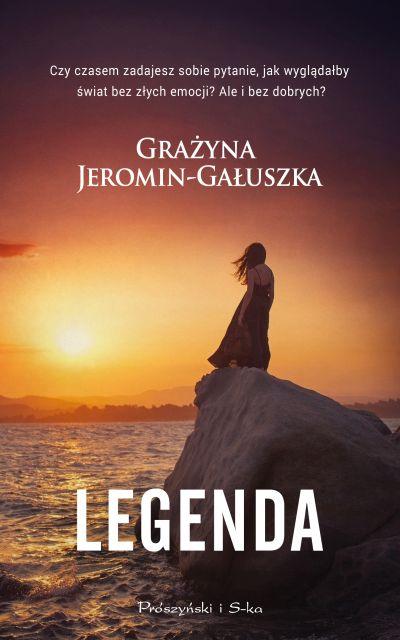"""""""Legenda"""" - Grażyna Jeromin - Gałuszka - zapowiedź"""