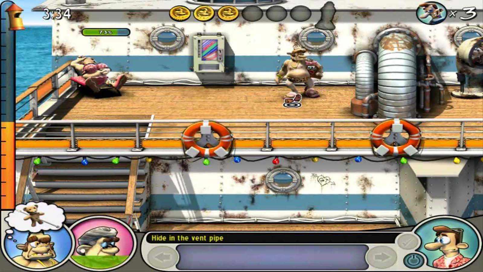 تحميل لعبة Neighbor From Hell 2 مضغوطة برابط واحد مباشر كاملة مجانا