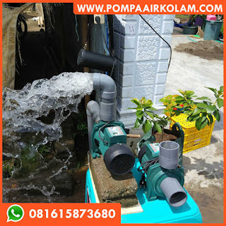 Pompa Air Untuk Tandon Atas