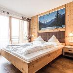 Zimmer im Hotel Burgaunerhof