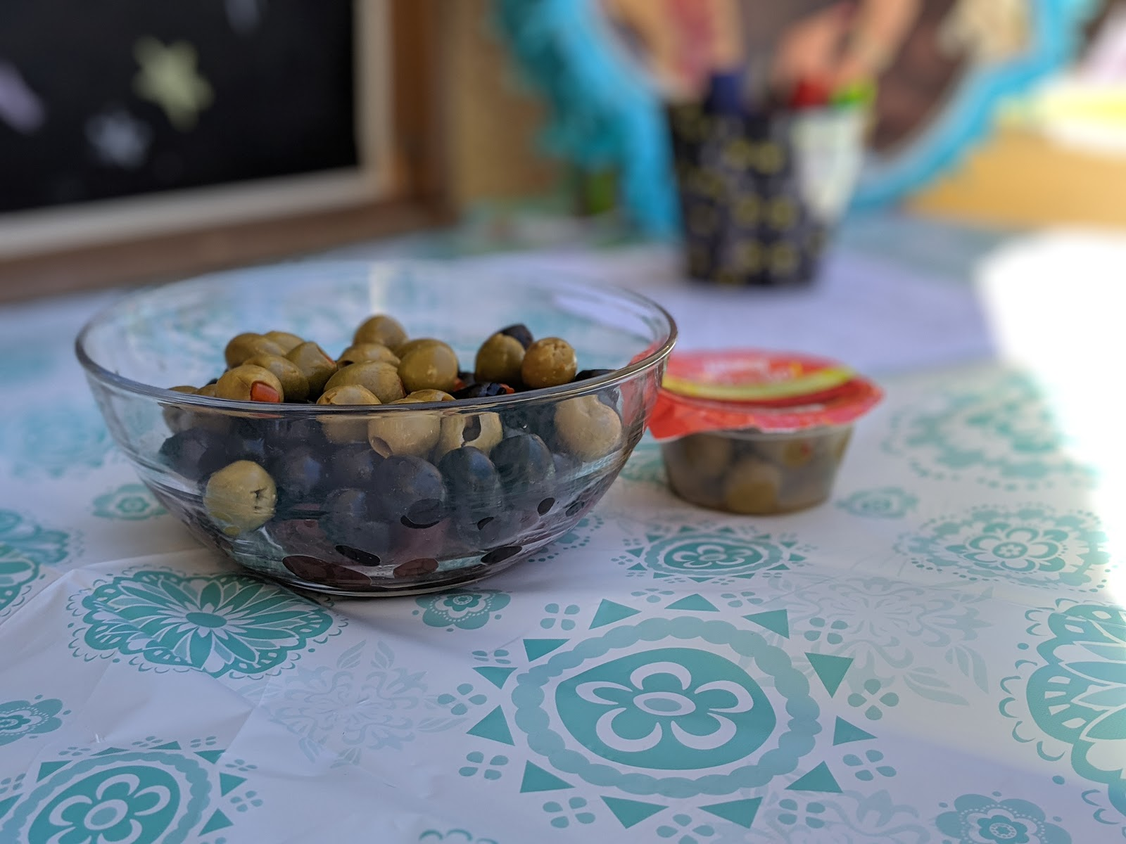 Snack and Go Olives