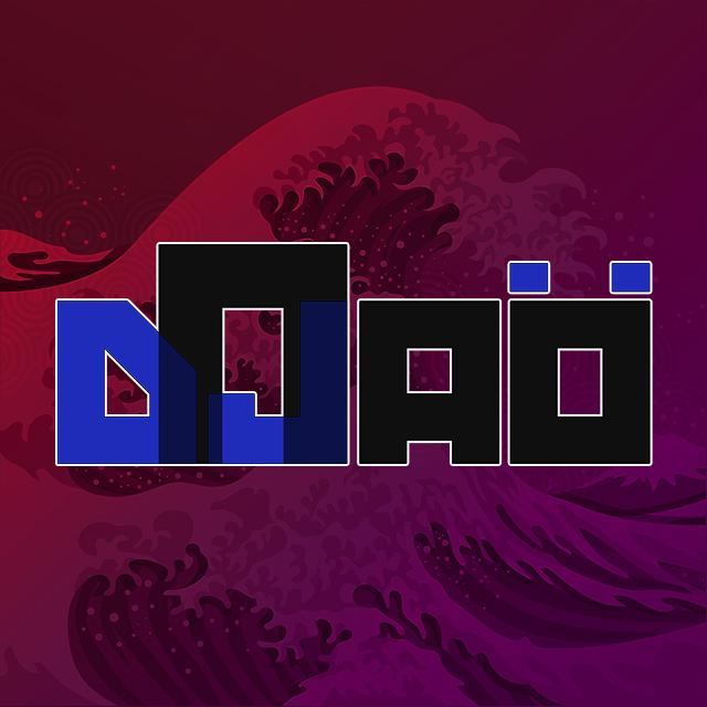 Imagen con el logotipo de dj Naö