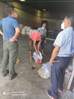 खाद्य सुरक्षा के दल ने की कार्रवाई, 50 क्विन्टल मिलावटी मसाला किया सीज