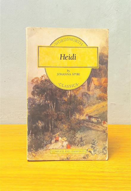 HEIDI, Johanna Spyri