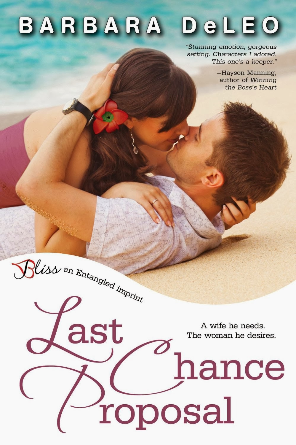 http://www.amazon.com/Last-Chance-Proposal-Entangled-Bliss-ebook/dp/B00GQ67VSG/ref=la_B009BHOXCO_1_1?s=books&ie=UTF8&qid=1391086245&sr=1-1