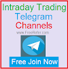 Join 30+ Telegram Channels for Intraday Trading in India