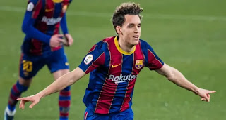 Barca B continue their unbeaten home streak with Jandro's incredible free-kick