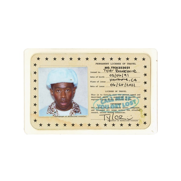 ALBUM: Tyler, The Creator - CALL ME IF YOU GET LOST   FREE ZIP (2021)