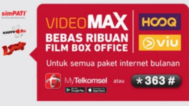 APN Telkomsel 4G Xiaomi untuk VideoMax dan YouthMax