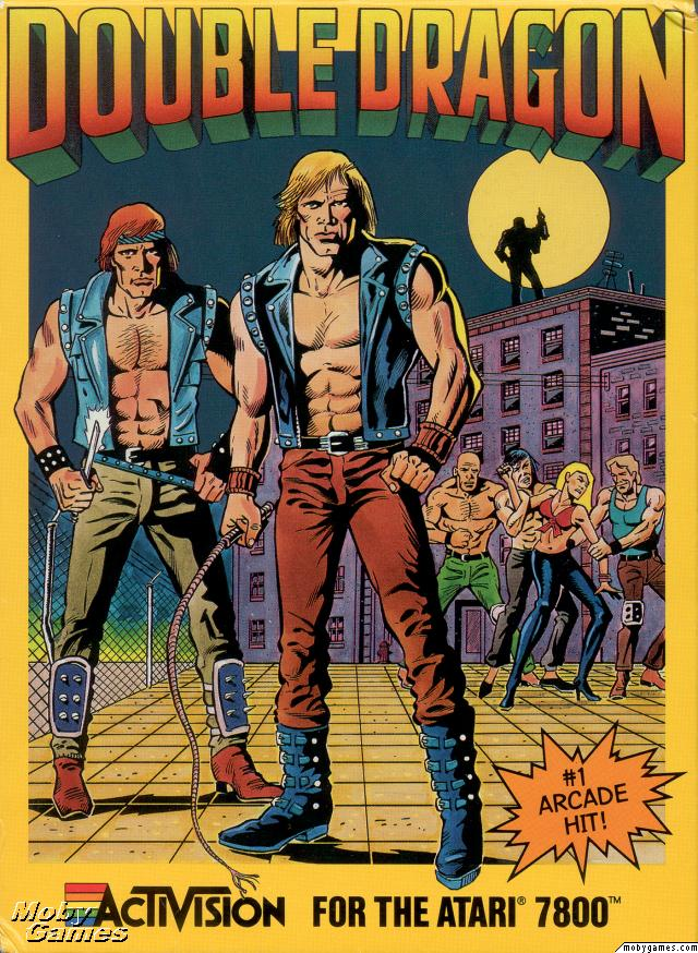 An Accumulation Of Days Double Dragon