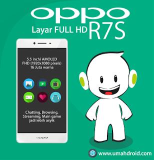 kualitas layar smartphone oppo r7s