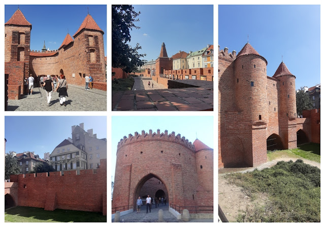 Varsóvia: Segunda Guerra Mundial, o Levante de Varsóvia,  destruição e reconstrução da cidade, entrando para a lista de patrimônios da UNESCO - Barbican