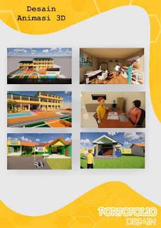 Portofolio Desain Grafis Untuk Melamar Pekerjaan Free CDR