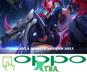 Layla Mobile Legend Asli